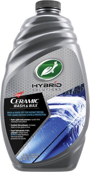 Turtle Wax Ceramic Wash & Wax